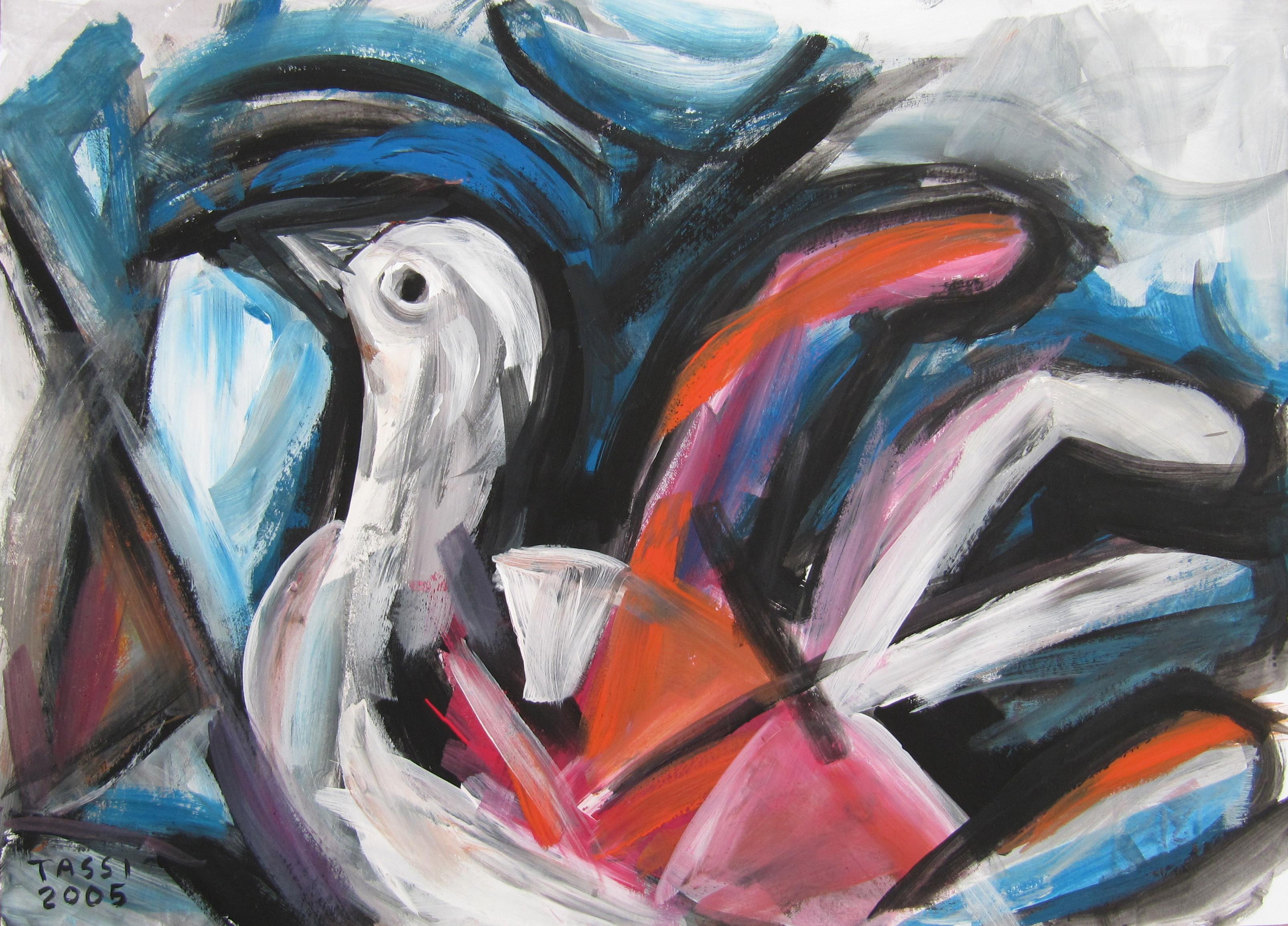 05030 - la colomba