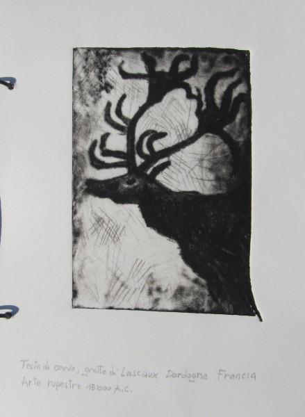 l'arca dell'arte – rupestre figurativo – pag 5