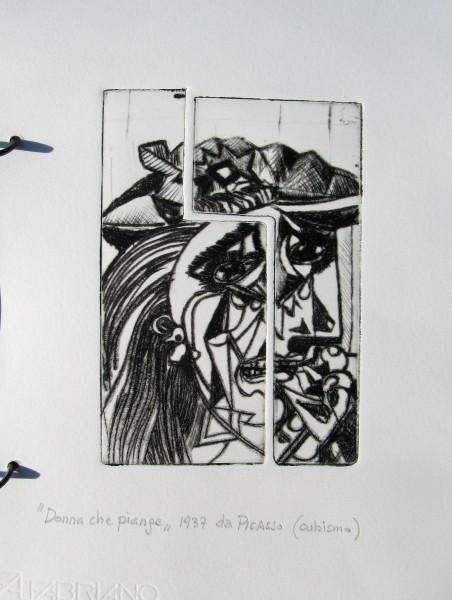 l'arca dell'arte – cubismo – pag 13