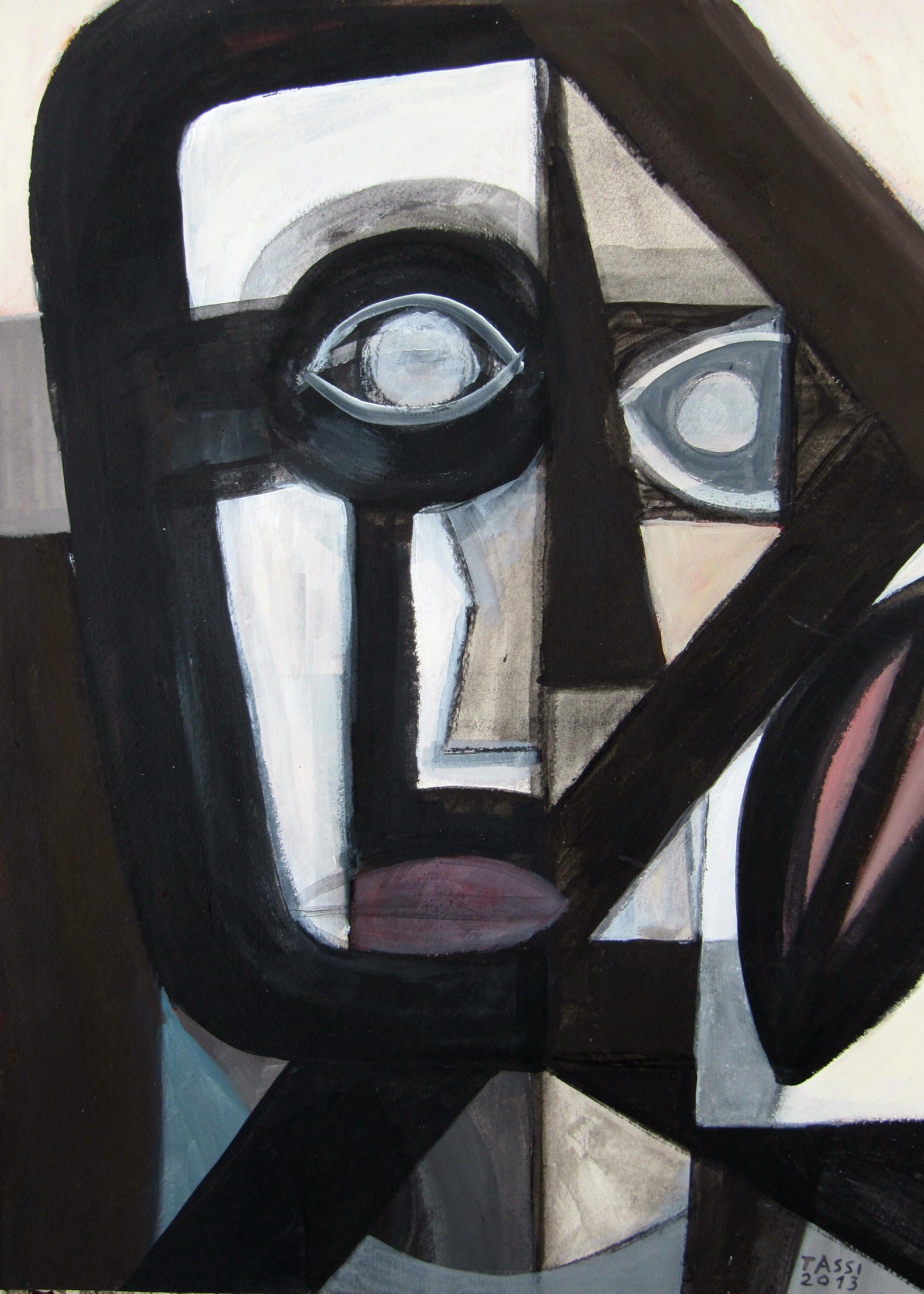 13057 - studio per pittore e modella