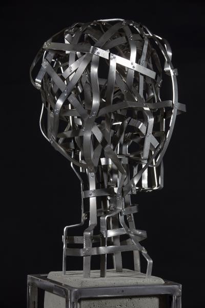 dentro la testa (scultura)