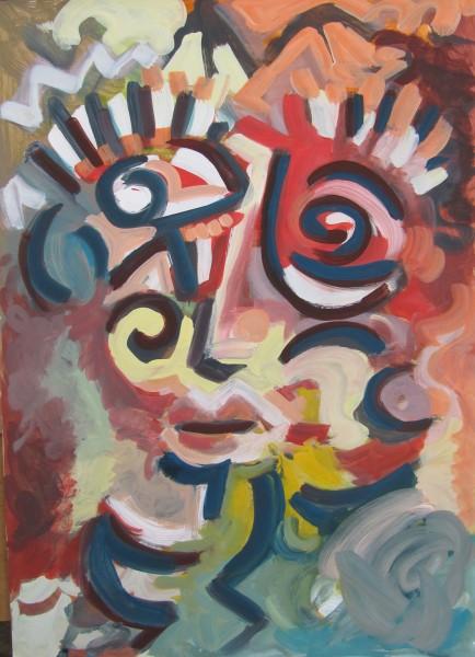 personaggio mascherato