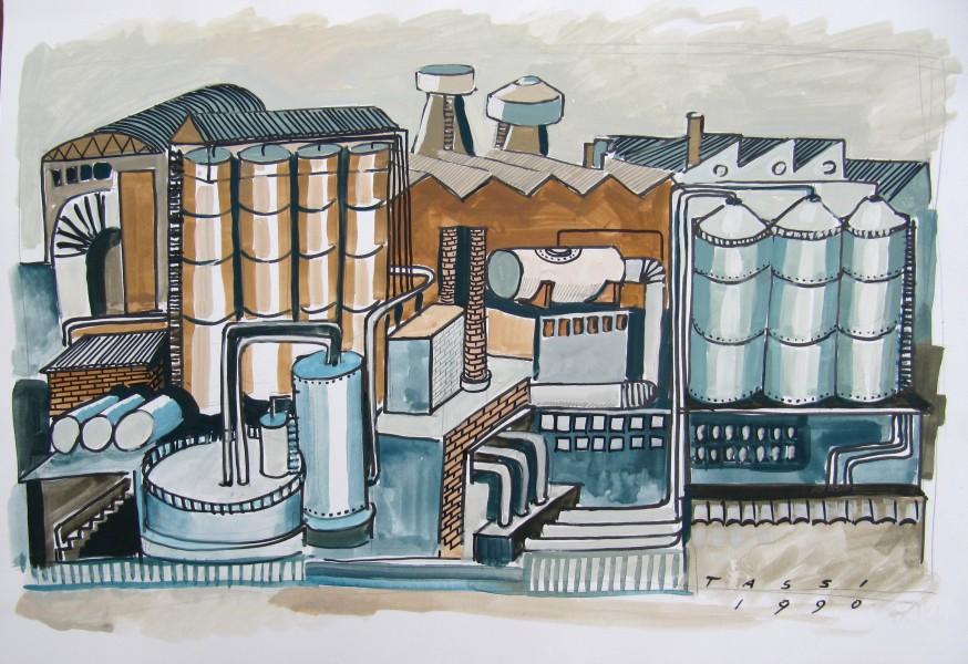grande fabbrica