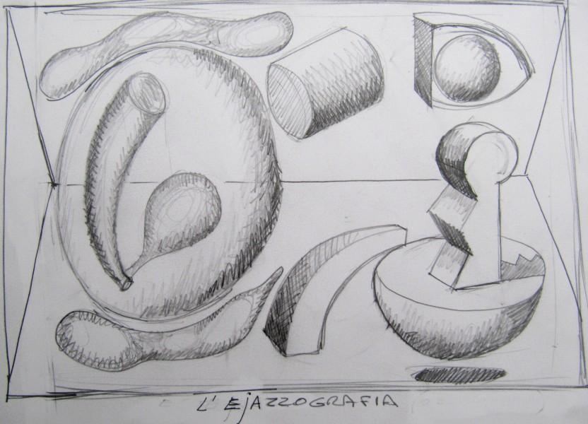 composizione astratta